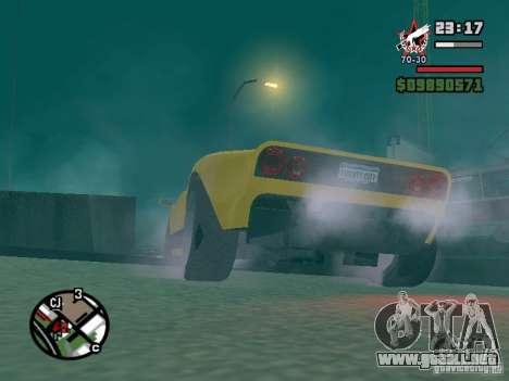 La bala de la GTA TBoGT IVF para visión interna GTA San Andreas