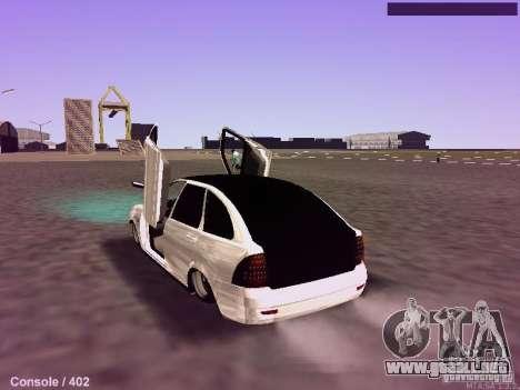 VAZ-2172 para GTA San Andreas left