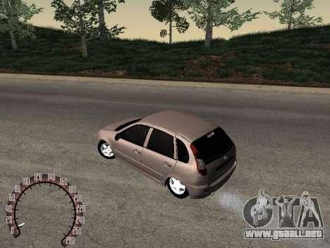 LADA 1119 para GTA San Andreas left