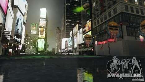 Saites ENBSeries Low v4.0 para GTA 4 sexto de pantalla