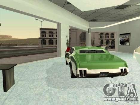 ENBSeries by Chris12345 para GTA San Andreas quinta pantalla