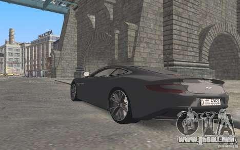 Nueva reflexión en el coche para GTA San Andreas segunda pantalla