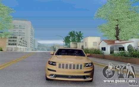 Sa_RaNgE posible v3.0 para GTA San Andreas quinta pantalla