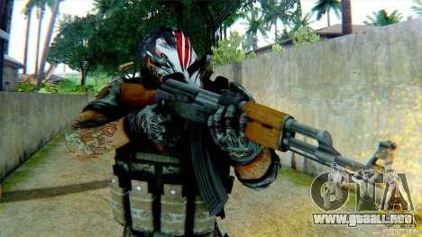 Army Of Two - Devils Cartel para GTA San Andreas tercera pantalla