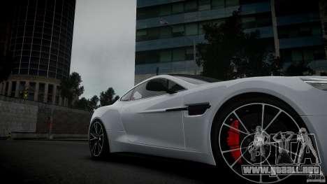 Aston Martin Vanquish 2013 para GTA 4 visión correcta