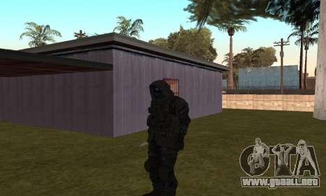 Vector REORC para GTA San Andreas