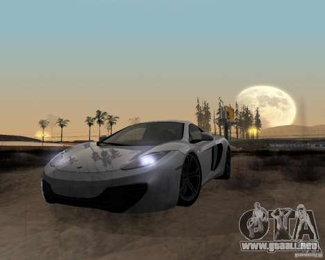 Star ENBSeries by Nikoo Bel para GTA San Andreas octavo de pantalla