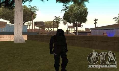 Vector REORC para GTA San Andreas tercera pantalla