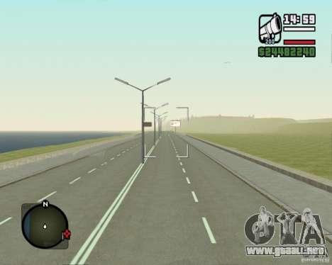 Gosport Road-Nižegorodsk para GTA San Andreas