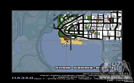 Parking (de pago) para GTA San Andreas séptima pantalla