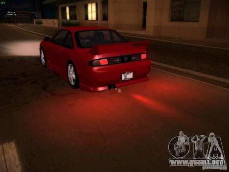 Nissan Silvia S14 Ks Sporty 1994 para la vista superior GTA San Andreas