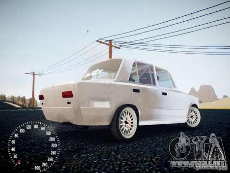 Edición de VAZ-2101 Drift para GTA 4 visión correcta