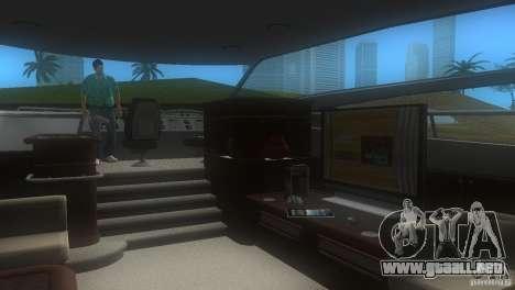 Barco para GTA Vice City vista lateral izquierdo