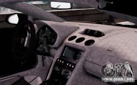 Lamborghini Gallardo LP570-4 Spyder para GTA 4 left