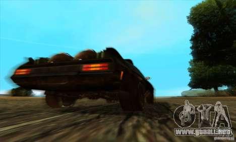 Ford Falcon 351 GT (XB) para la visión correcta GTA San Andreas