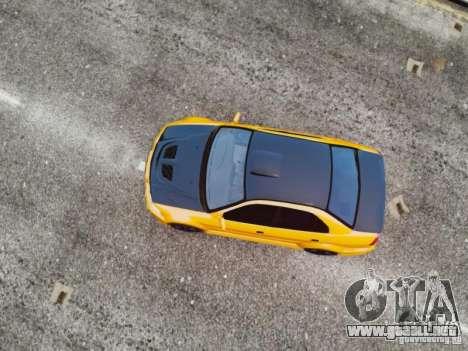 Mitsubishi Lancer Evo VI GSR para GTA 4 visión correcta