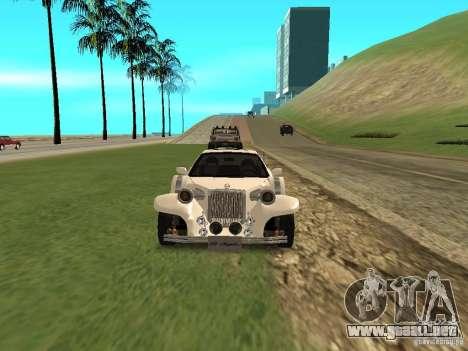 Mitsuoka Le-Seyde para visión interna GTA San Andreas