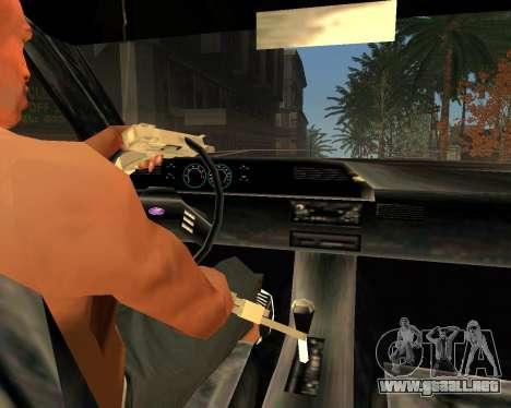 Khord ThunderWing para la visión correcta GTA San Andreas