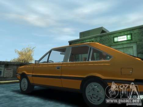 FSO Polonez 2.0X Coupe para GTA 4 left