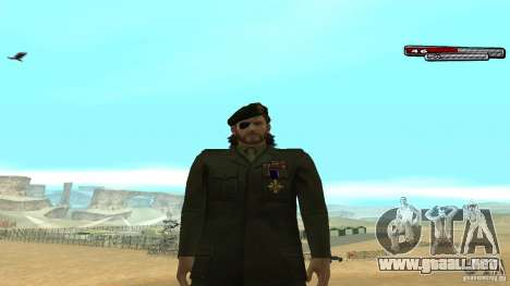 General para GTA San Andreas