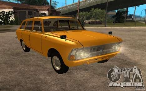 Gorynych IZH 2125 para GTA San Andreas
