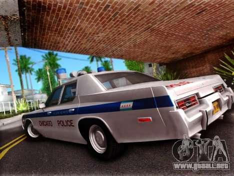 Dodge Monaco 1974 para GTA San Andreas left