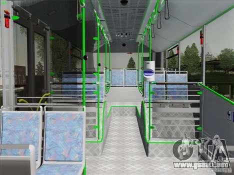 Trailer de diseño X 3 para GTA San Andreas vista hacia atrás