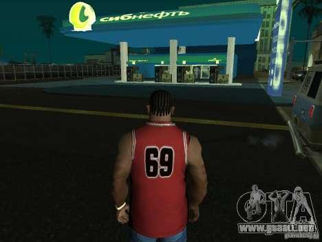 Casa de Rusia 2 para GTA San Andreas tercera pantalla