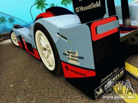 Aston Martin DBR1 Lola 007 para vista inferior GTA San Andreas