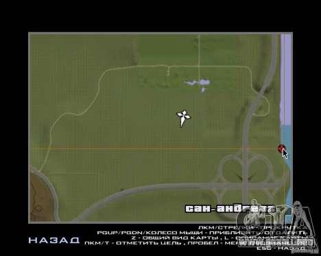 Terminada la construcción de la carretera a Rusi para GTA San Andreas sexta pantalla
