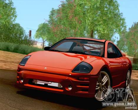 Mitsubishi Eclipse GTS 2003 para GTA San Andreas