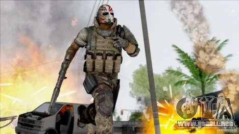 Army Of Two - Devils Cartel para GTA San Andreas