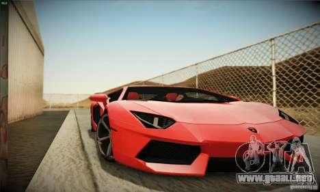 New ENB by Russkiy Sergant V1.0 para GTA San Andreas quinta pantalla