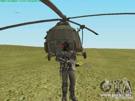 MTV MI-8 para visión interna GTA San Andreas