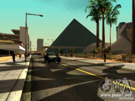 ENBSeries v1.2 para GTA San Andreas twelth pantalla