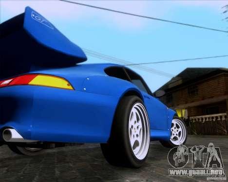 Porsche 911 GT2 RWB Dubai SIG EDTN 1995 para la visión correcta GTA San Andreas