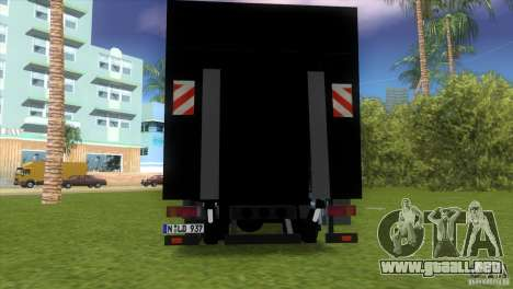 MAN L2000 v0.9 para GTA Vice City left