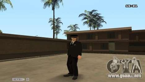 Army Skin Pack para GTA San Andreas tercera pantalla