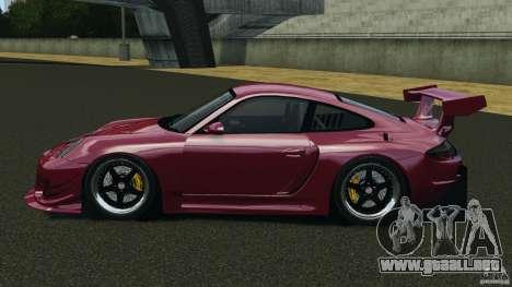 Porsche 997 GT2 Body Kit 2 para GTA 4 left