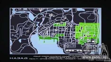 Mansory Club Transfender & PaynSpray para GTA San Andreas sexta pantalla