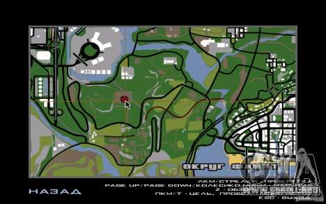 Sult Epsilon para GTA San Andreas tercera pantalla