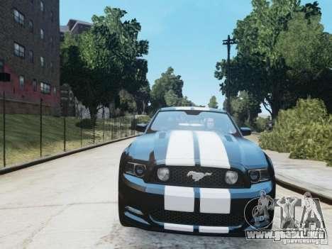 Ford Mustang GT 2013 para GTA 4 left