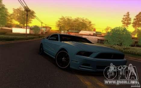SA Illusion-S V3.0 para GTA San Andreas sexta pantalla