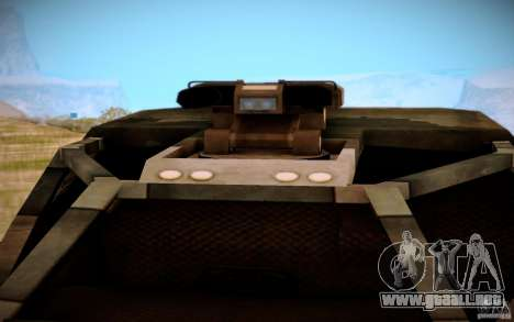 MK-15 Bandit para la visión correcta GTA San Andreas