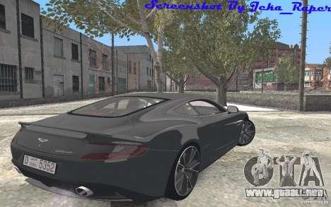 Nueva reflexión en el coche para GTA San Andreas