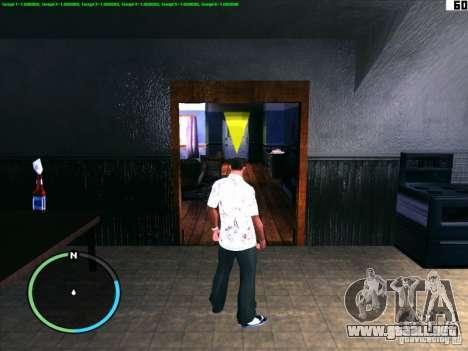 FPS De-Limiter CLEO para GTA San Andreas segunda pantalla