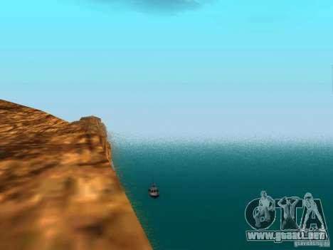 ENBSeries v1.2 para GTA San Andreas décimo de pantalla