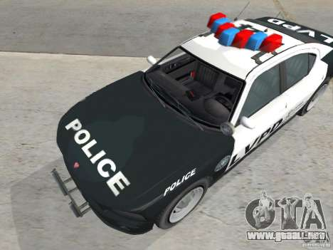 GTA 4 TBoGT de Buffalo para GTA San Andreas left