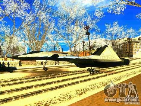 ADFX-02 Morgan para GTA San Andreas left