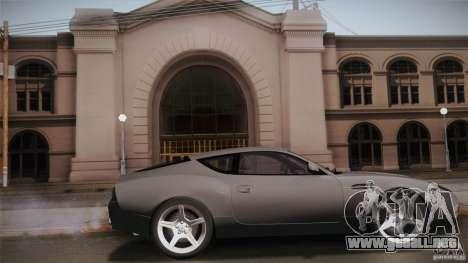 Aston Martin DB7 Zagato 2003 para GTA San Andreas left